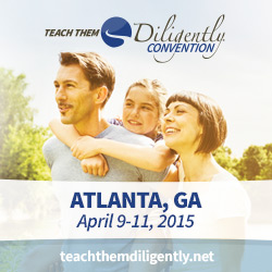 Teach Them Diligently 2015 Atlanta 250PX