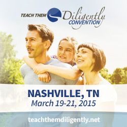Teach Them Diligently 2015 Nashville 250PX